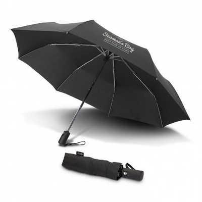 Swiss Peak Foldable Umbrella (116493_TRE)