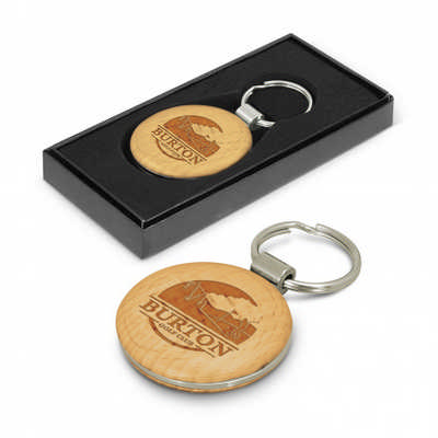 Echo Key Ring - Round (116583_TNZ)