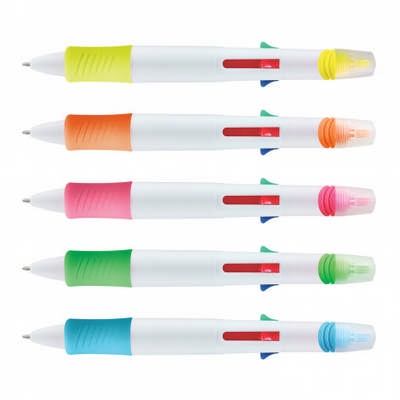 Tetra Highlighter Pen (116649_TNZ)