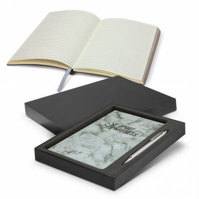 Marble Notebook and Pen Gift Set (116692_TNZ)