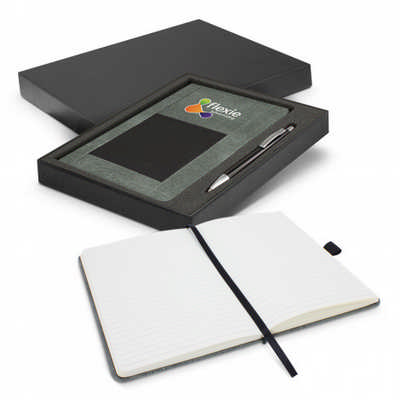 Princeton Notebook and Pen Gift Set (116694_TRE)