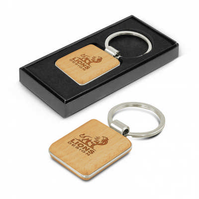 Echo Key Ring - Square (116770_TNZ)