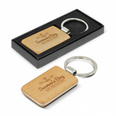 Echo Key Ring - Rectangle (116771_TNZ)