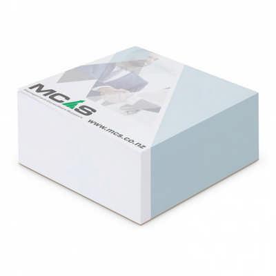 Memo Cube Note Pad - 400 Leaves (118504_TNZ)