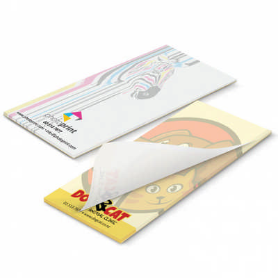90mm x 160mm Note Pad - Full Colour (118656_TNZ)