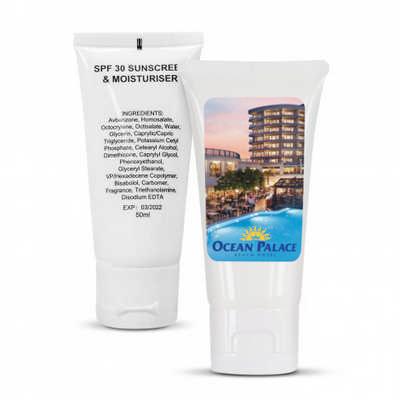 Sunscreen Tube - 50ml
