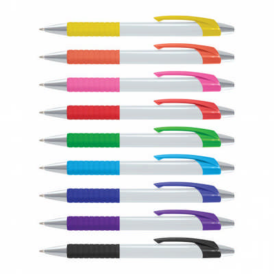 Cleo Pen - White Barrels