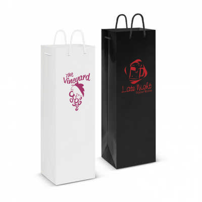 Laminated Wine Bag (108515_TRDZ)