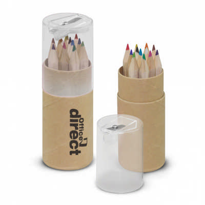 Coloured Pencil Tube