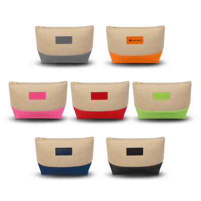 Allure Cosmetic Bag - (printed with 1 colour(s)) 109310_TRDZ