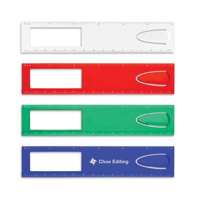Bookmark Magnifier Ruler (109574_TRDZ)