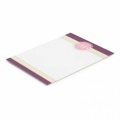 A4 Note Pad - 25 Leaves - (printed with 4 colour(s)) 111765_TRDZ