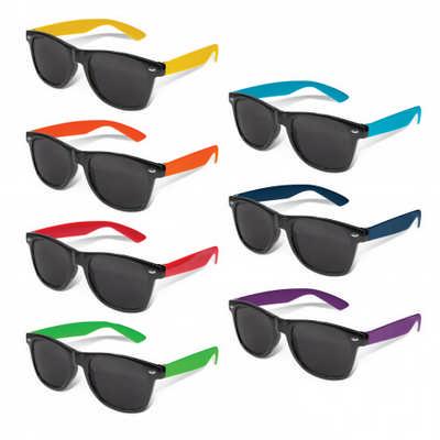 Malibu Premium Sunglasses - Black Frame (112025_TRDZ)
