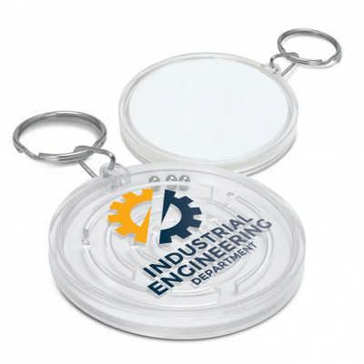 Puzzle Key Ring (112380_TRDZ)