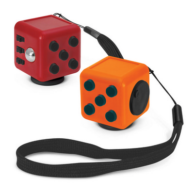 Fidget Cube  - (printed with 1 colour(s)) 112381_TRDZ