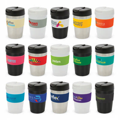 Java Vacuum Cup - 340ml  - Includes Decoration 113423_TRDZ