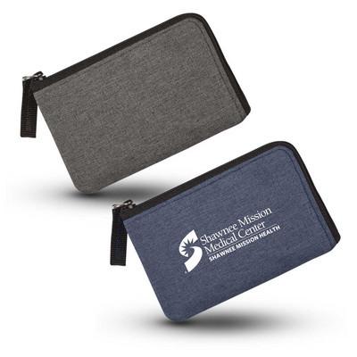 RFID Data Blocking Fabric Card Holder (113438_TRDZ)
