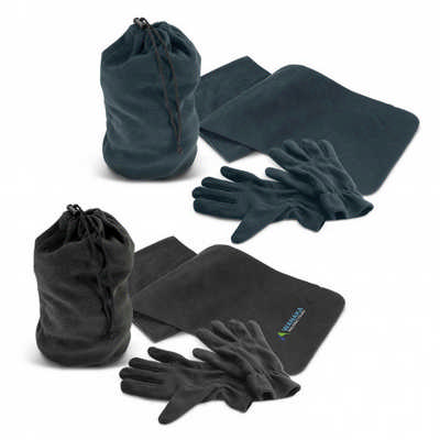 Seattle Scarf and Gloves Set (113845_TRDZ)