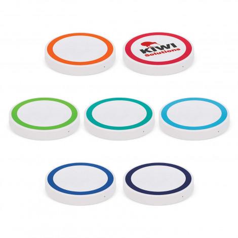 Orbit Wireless Charger - White (114085_TRDZ)