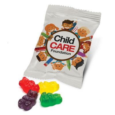 Gummy Bear Bag (114257_TRDZ)