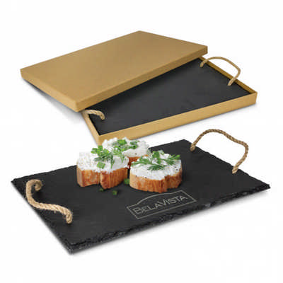 Slate Serving Board - (printed with 1 colour(s)) 115104_TRDZ