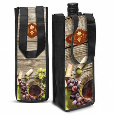 Festiva Wine Tote Bag - Includes Decoration 115760_TRDZ