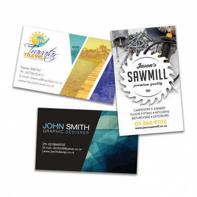 Full Colour Business Cards - Includes Decoration 116459_TRDZ
