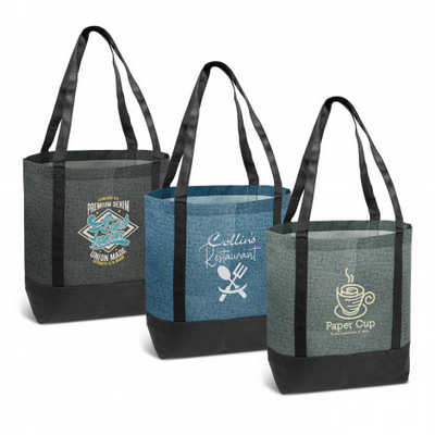 Armada Heather Tote Bag - (printed with 1 colour(s)) 116855_TRDZ