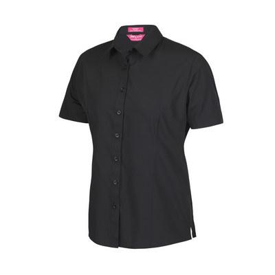 JBs Ladies Classic S/S Poplin Shirt (4PS1S-04-22_JBS)