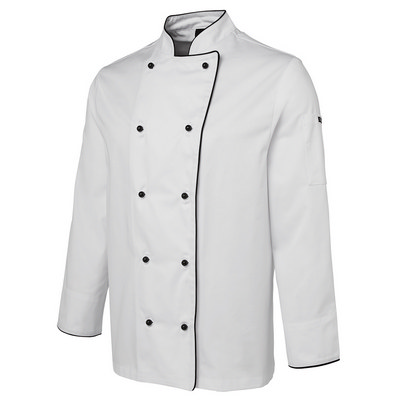 JBs L/S Chef`s Jacket (5CJ-2XS-4XL_JBS)