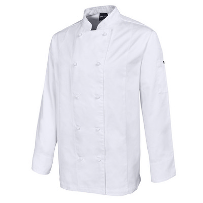 JBs Vented L/S Chef`s Jacket  (5CVL-S-4XL_JBS)
