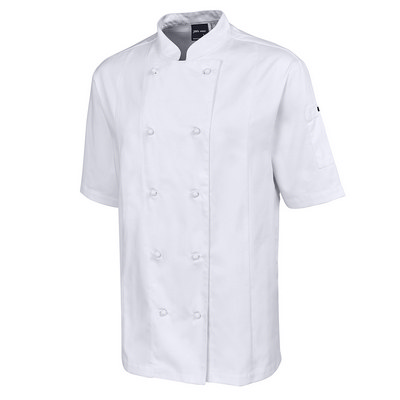 JBs Vented S/S Chef`s Jacket  (5CVS-S-4XL_JBS)