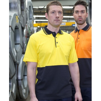 JBs Hv SS Cotton Polo 2XS - 2XL (6CPHV_JBS)