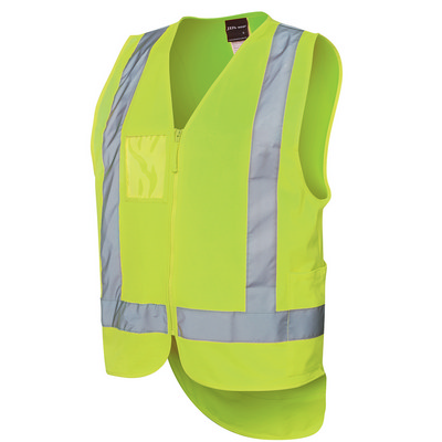 JBs Hv Zip Drop Tail H Pattern (D+N)  Vest  (6DNDV-S-6/7XL_JBS)