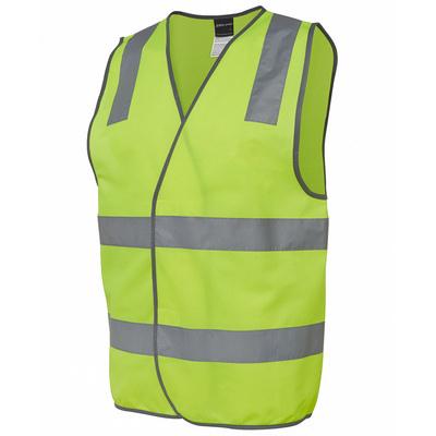 JBs Hi Vis (D+N) Safety Vest (6DNSV-S-6/7XL_JBS)