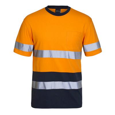 JBs Hv (D+N) Cotton T-Shirt  (6DNTC_JBS)