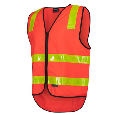 JBs Vic Road (D+N) Safety Vest  (6DVRV_JBS)