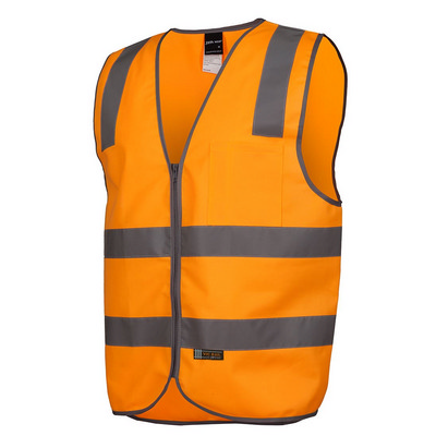 JBs Vic Rail (D+N) Safety Vest  (6DVSV-S-6/7XL_JBS)