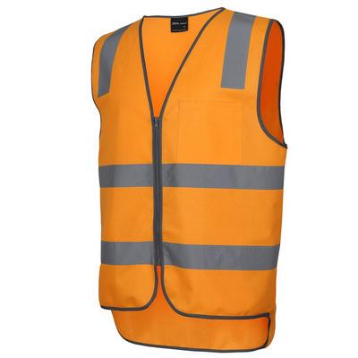 JBs Aust. Rail (D+N) Safety Vest  (6DVTV_JBS)