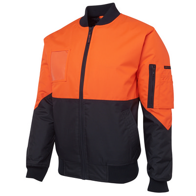 JBs Hi Vis Flying Jacket (Day Only)  (6HVFJ-S-6/7XL_JBS)