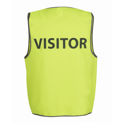 JBs Hv Safety Vest Visitor (6HVS7-S-5XL_JBS)