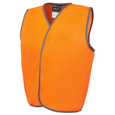 JBs Hv Kids Safety Vest Lime - 0-02 (6HVSU_JBS)