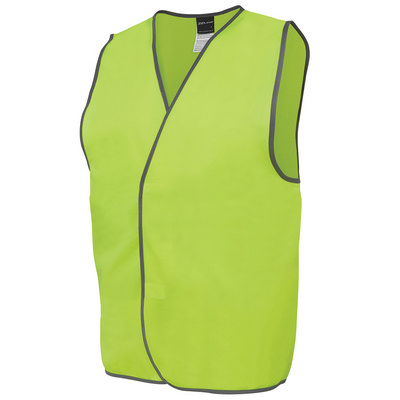 JBs Hv Safety Vest  (6HVSV_JBS)