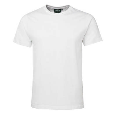 C Of C Fitted Tee White 3XL - 5XL (S1NFT-C_JBS)