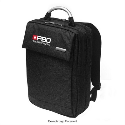 Collective Top Loader Laptop Backpack (8802_TVG)