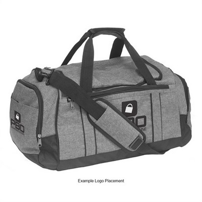 Collective Duffle Bag Grey (8803_TVG)