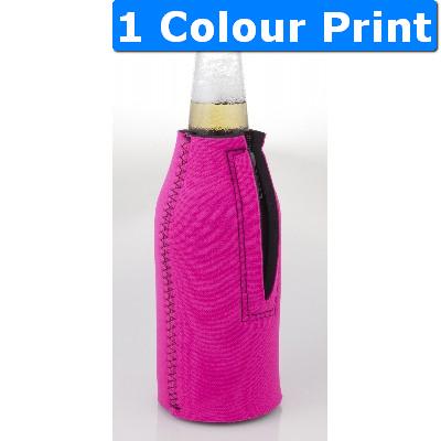 Zip Up Bottle Cooler 375ml