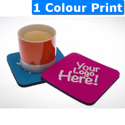 Neoprene coaster - (printed with 1 colour(s)) 015_ABA