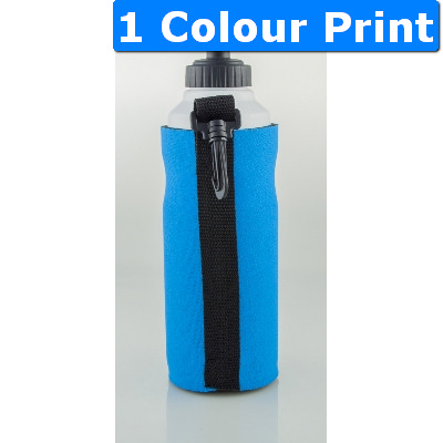 Straight 750ml water bottle cooler