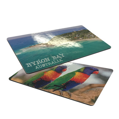 Double sided magnet 55x90mm